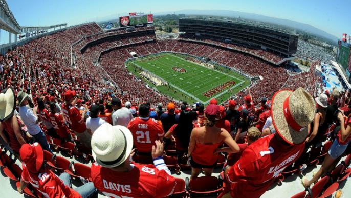 49ers release statement regarding fan attendance at Levi's Stadium in 2020