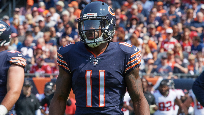 49ers working out four more receivers including former first-round pick [report]