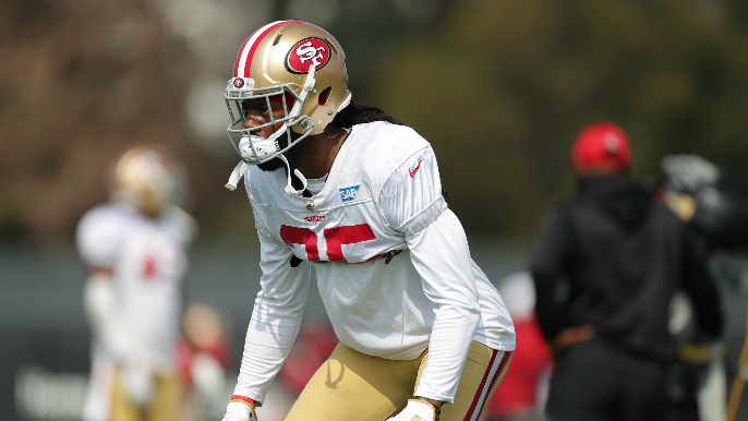 49ers Notebook: A Richard Sherman scare, then interception, and another strong Dante Pettis showing