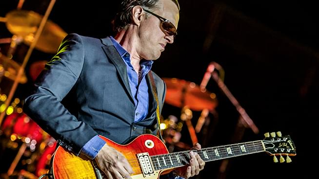 You Could Win Tickets To The Joe Bonamassa LiveStream