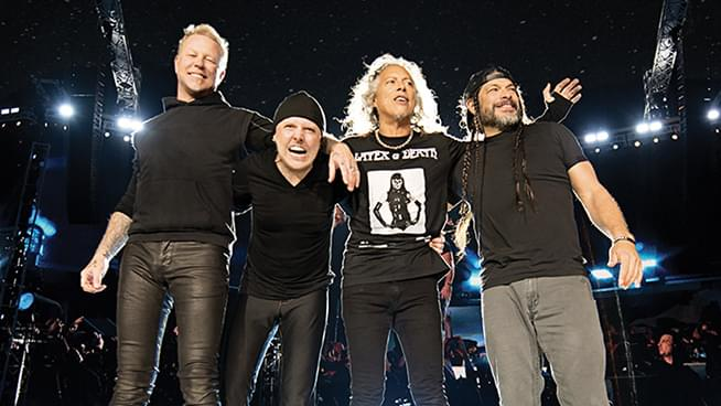 What You Need To Know: Metallica Drive-In Event Details