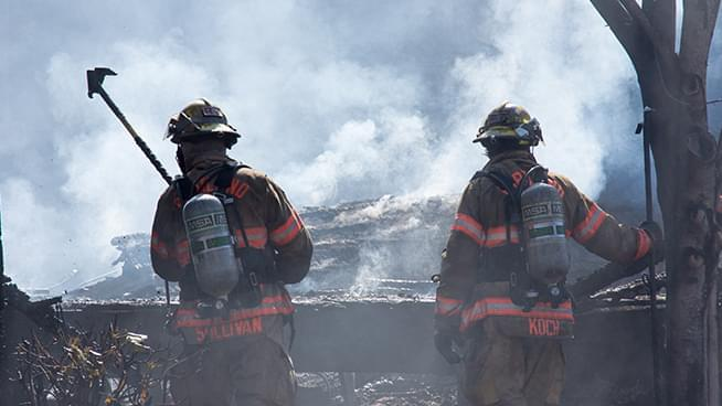 CZU Lightning Complex Fire: Lifted Evacuations