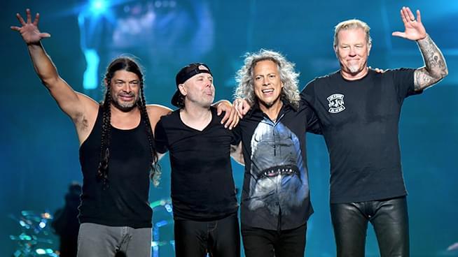 Behind Metallica's Drive-in Concert