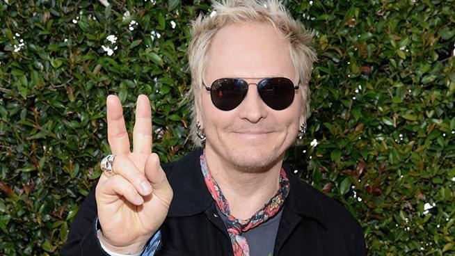 Former Guns N' Roses drummer Matt Sorum covers Tom Petty in latest Instagram