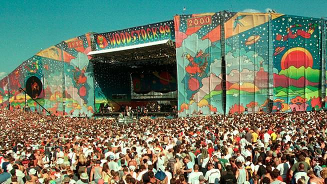 """Woodstock '99"" Documentary Coming Soon to Netflix"