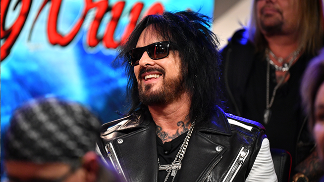 Nikki Sixx Song Catalouge Sold off to UK Investment Firm