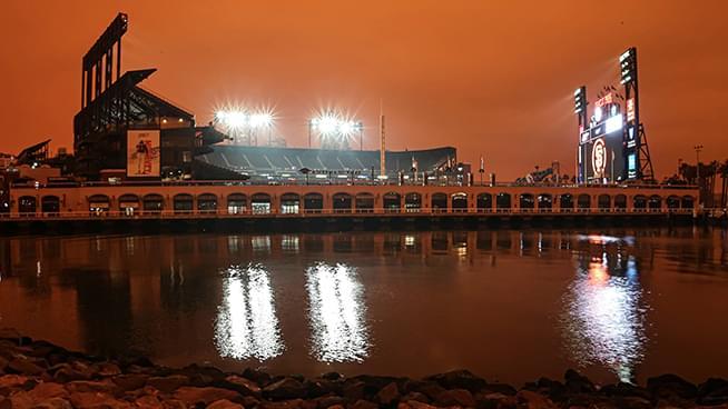 Dark Orange Skies Blanket the Bay Area: Is It Safe to Go Outside?