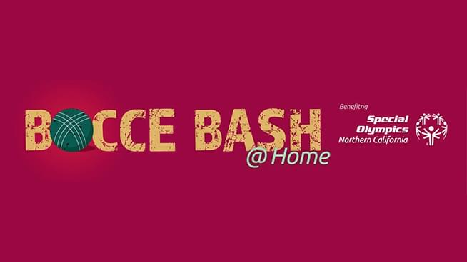 October 8, 2020: Special Olympics Bocce Bash