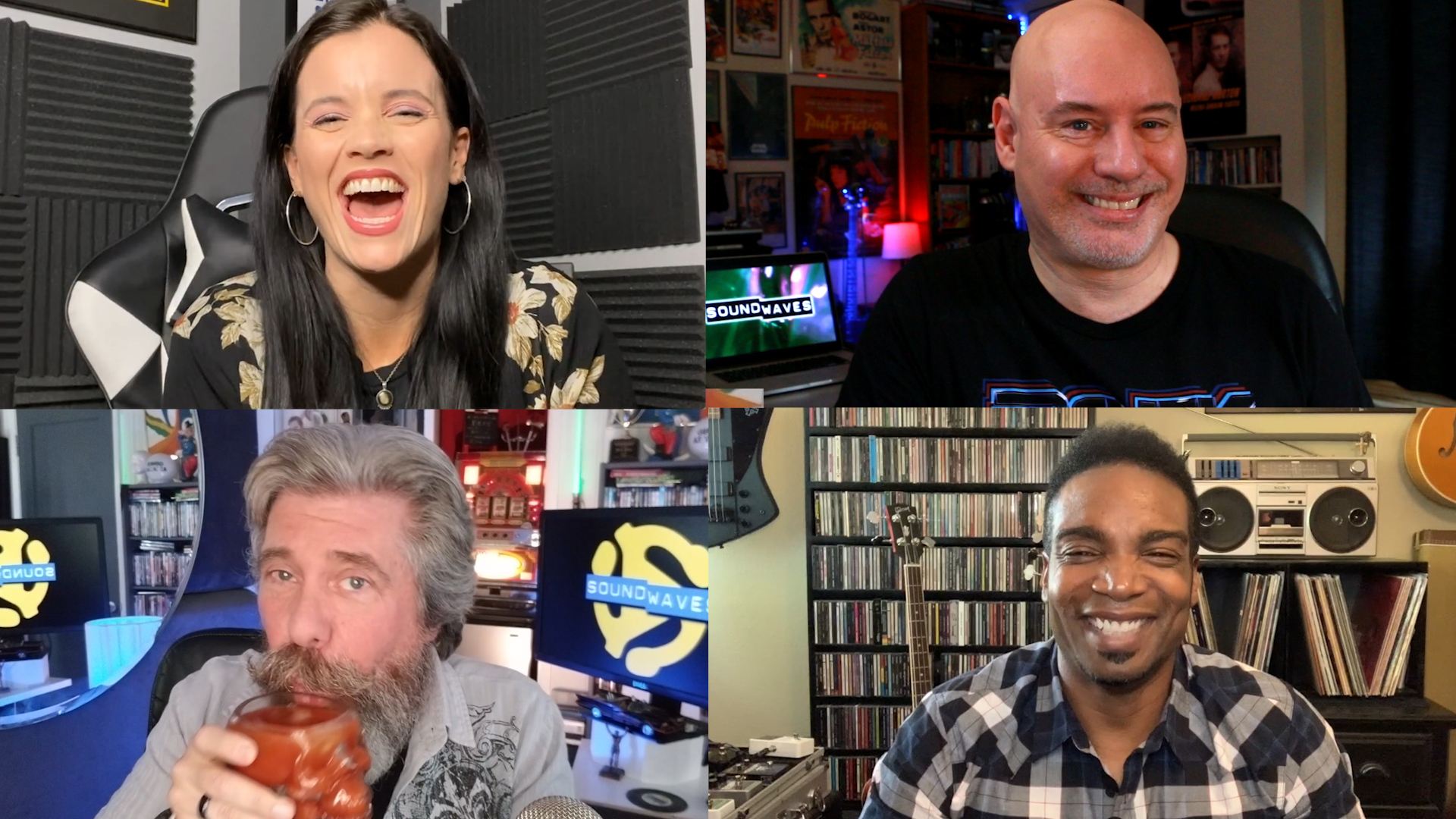 Watch Soundwaves TV #67 – Coffee Run