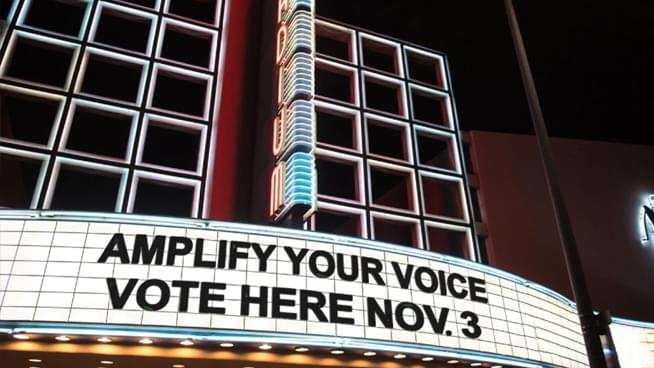 Live Nation Turns Concert Venues Into Polling Places for 2020 Election