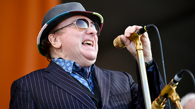 Van Morrison Rails Against Lockdown in Anti-Government Ballads
