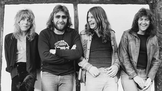 Ozzy Osbourne drummer Lee Kerslake Dies at 73