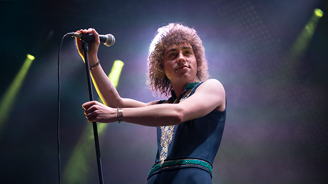 Greta Van Fleet Give Legendary Performance at Colorado's Red Rocks Amphitheater