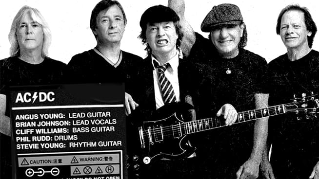 Time To PWR/UP: AC/DC Announces New Album Release Date