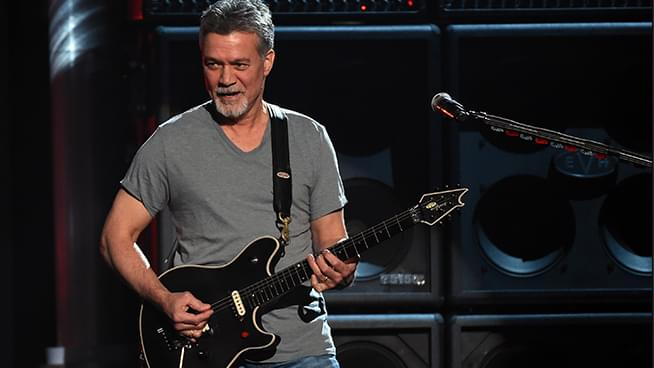 Eddie Van Halen Dies at 65 After Battle with Throat Cancer