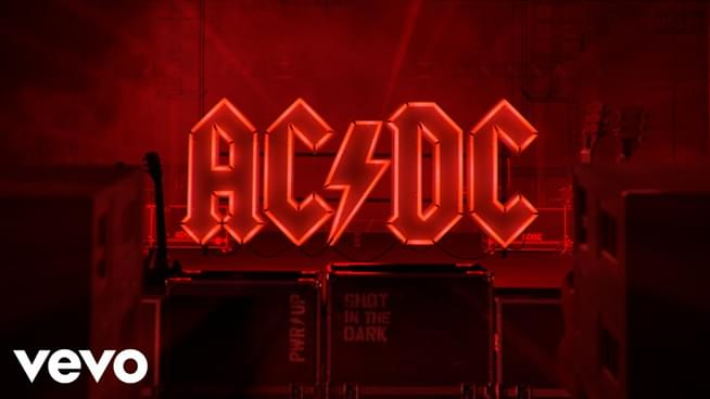 "AC/DC Releases Track List for Upcoming ""PRW/UP"" Album, First Single ""Shot in the Dark"" Available Now"