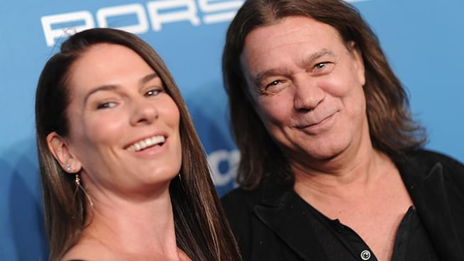 'I can't believe I have to write this': Eddie Van Halen's son, wife and ex-wife share heartfelt messages