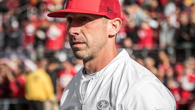 Kyle Shanahan Is Hopeful That Jimmy Garopollo and Raheem Mostert Can Return to the Field Ahead of This Weekend's Game