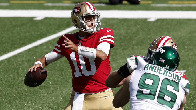 49ers Notebook: Jimmy Garoppolo is back, who's No. 2 and injuries leave corner depth thin as ever