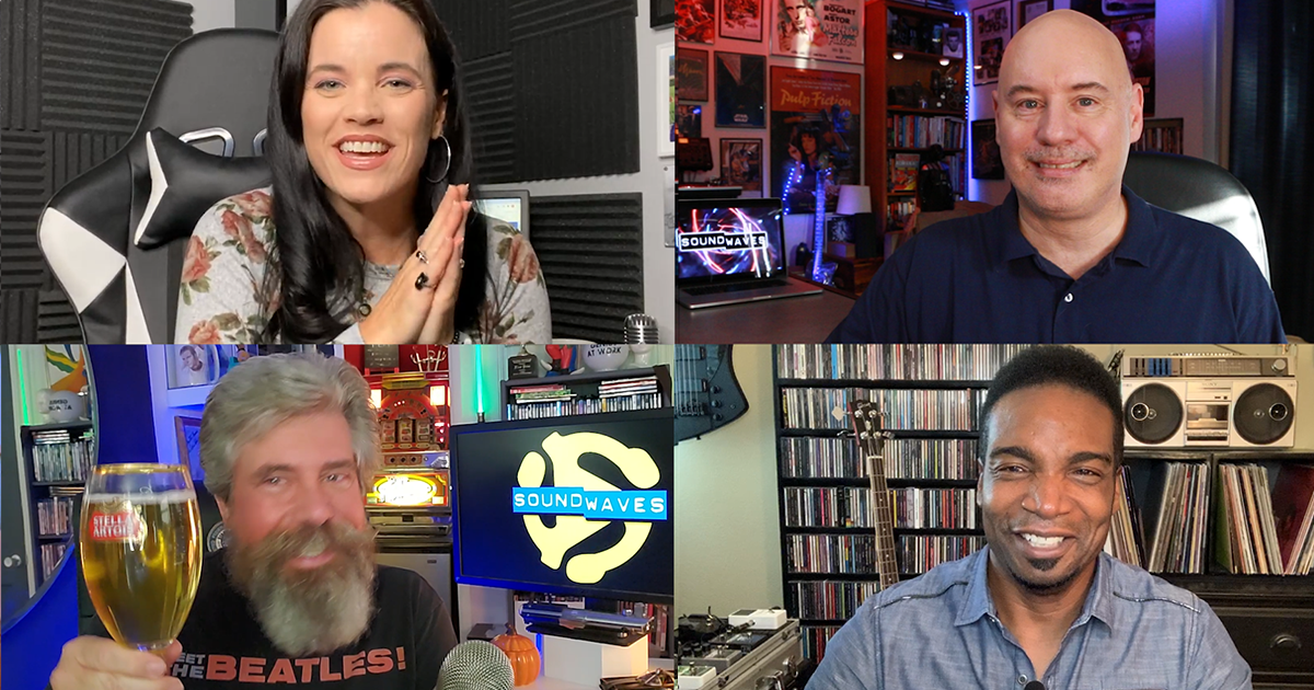 Watch Soundwaves TV #71 – Happy Hour