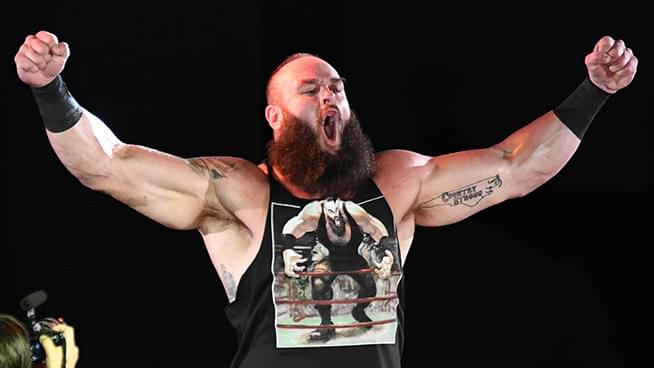 Braun Strowman Talks About His Upcoming Universal Championship Match Against Roman Reigns & His Match Against Former NXT Champion Keith Lee