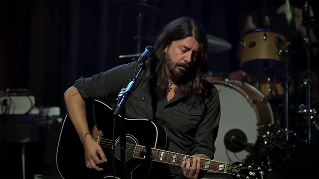 WATCH: Foo Fighters' Killer Set to Save Music