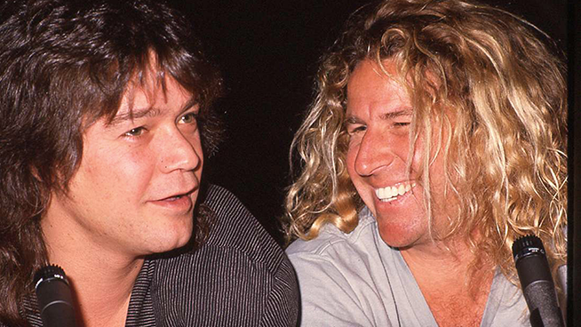 Sammy Hagar Is Glad He Made Up With Eddie Van Halen Earlier This Year