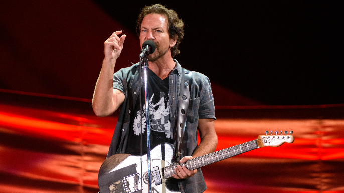 Pearl Jam's Historic 2016 'Ten' Show Available on PPV Starting October 22nd