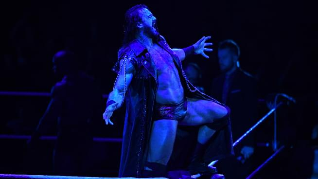 WWE Superstar Drew McIntyre Talks About His New Book A Chosen Destiny: My Story