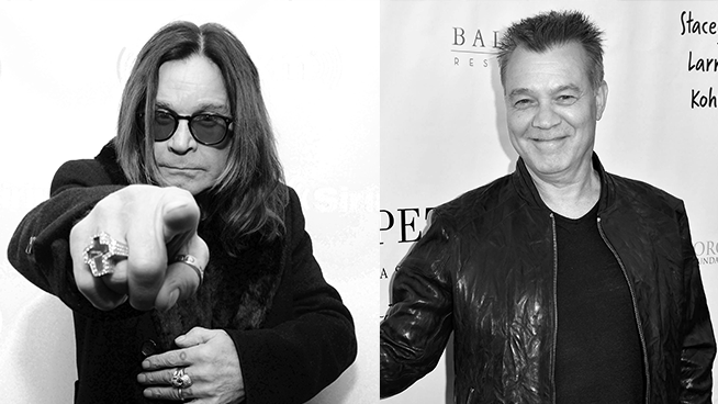 Eddie Van Halen and Ozzy Osbourne: The Best Drunk Dial Story You Haven't Heard