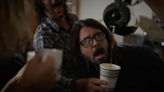 Remember FRESH POTS? Check out Dave Grohl's New Coffee Spoof Video