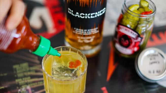 "Thirsty? How About A ""Master of Pickles"" Cocktail"