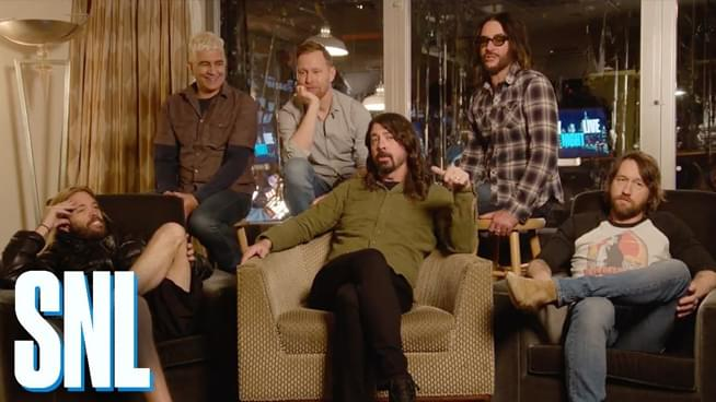 Foo Fighters and Dave Chappelle to Host SNL