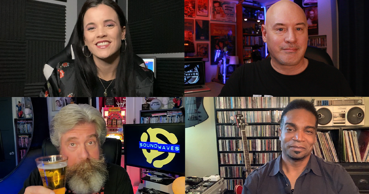Watch Soundwaves TV #75 – Up Your Stream