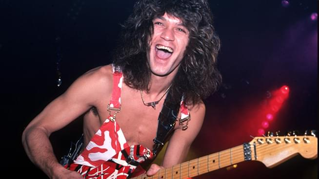 Eddie Van Halen Honored at Rock and Roll Hall of Fame