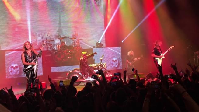 Rob Halford Wants to Play Shows Again