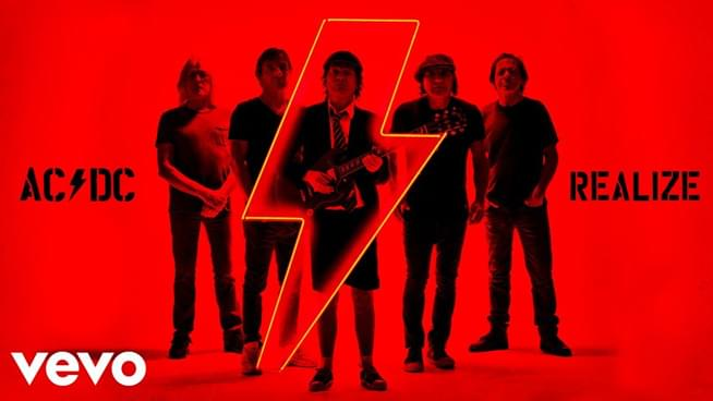 "Countdown to PWR/UP: AC/DC Releases New Track ""Realize"""