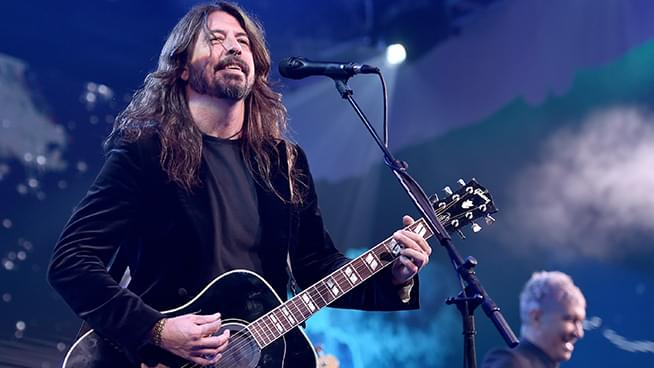 Dave Grohl Says Adjusting to Pandemic Made Him Nervous