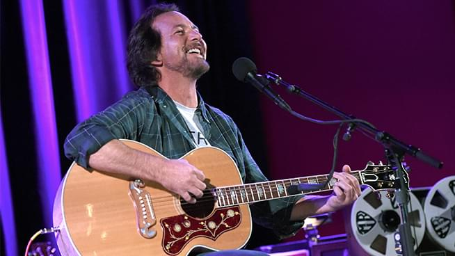 Pearl Jam's Eddie Vedder Shares Two New Songs