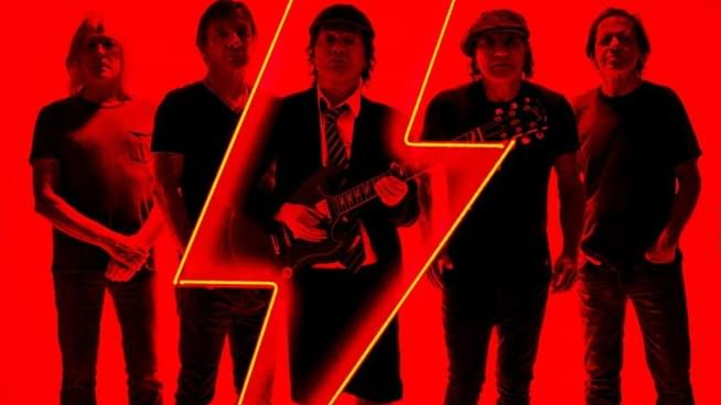 AC/DC Filming Virtual Video for Next Single