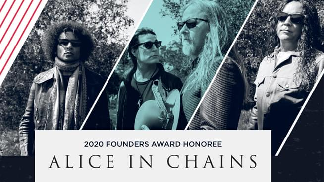 The Museum of Pop Culture Announces Alice in Chains as the 2020 Founders Award Honoree