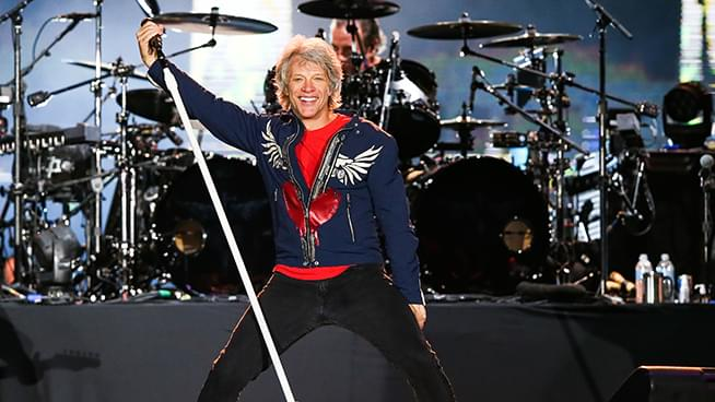 Bon Jovi's  'On A Night Like This' Quarantine Concert Film Will Stream For Free