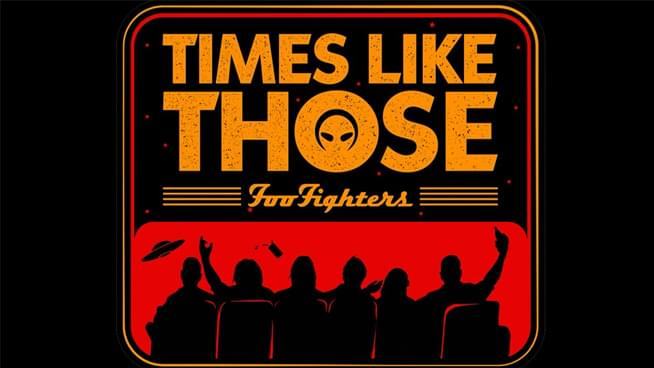 Foo Fighters Take Trip Down Memory Lane with 'Times Like Those'
