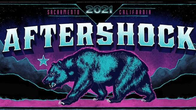 Enter for a Chance to Win Passes to Aftershock 2021