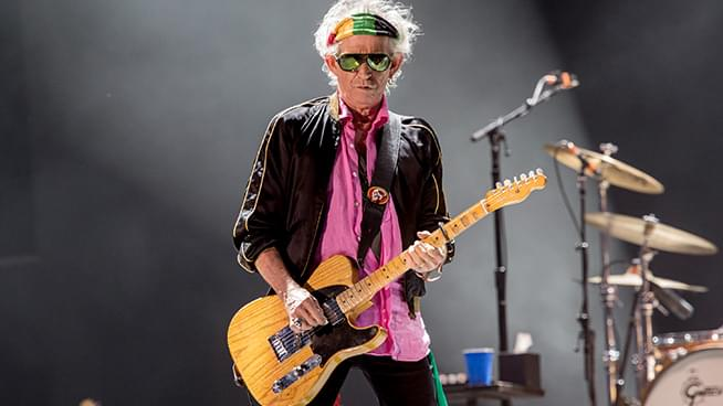 Even Keith Richards' Life has been Affected by COVID-19