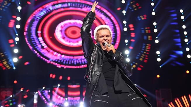 The Mistake that Created Billy Idol's Trademark Hair