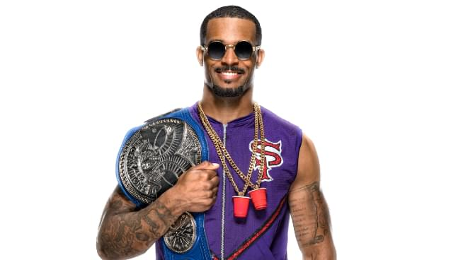 WWE SmackDown Tag Team Champion Montez Ford Of The Street Profits Talks About Tribute To The Troops