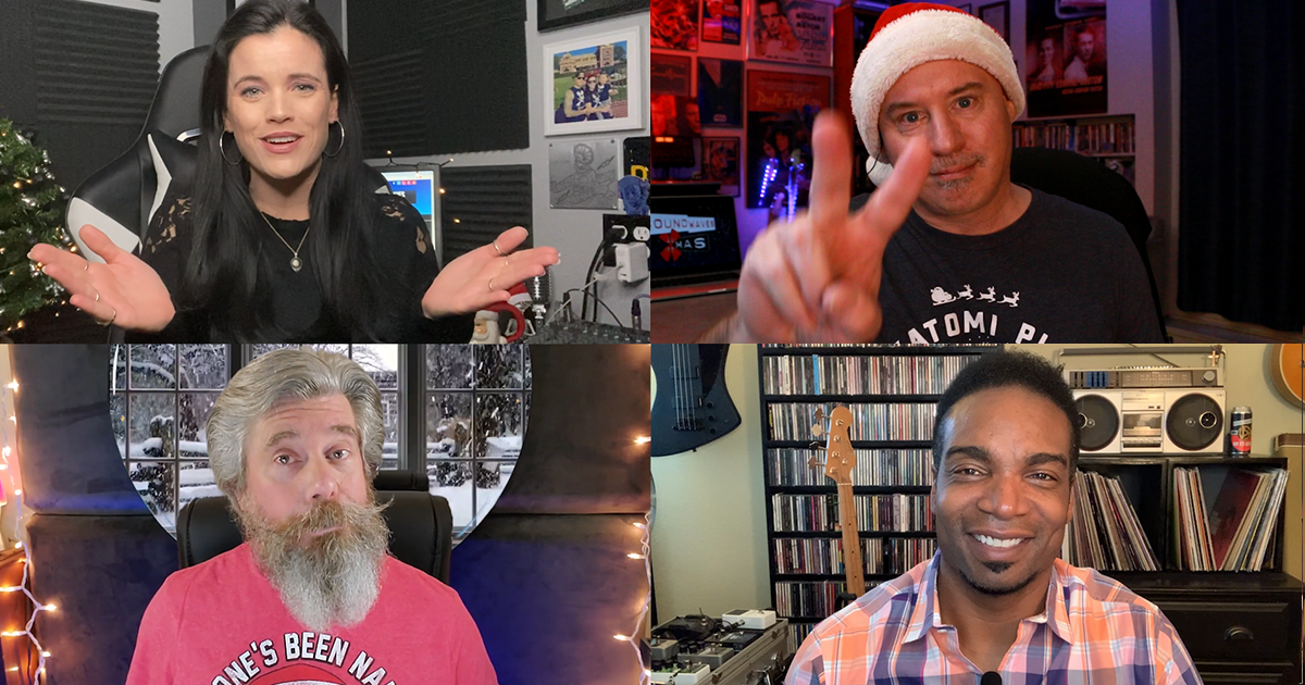 Watch Soundwaves TV #79 – A Holly Jolly Countdown