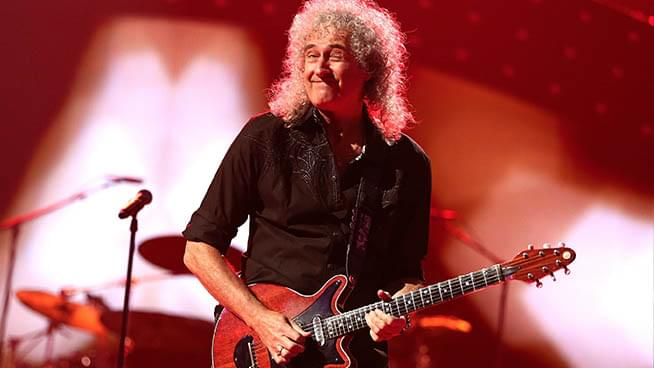 "Queen's Brian May Talks About the ""Mad Fling"" He'll Always Be Proud Of"