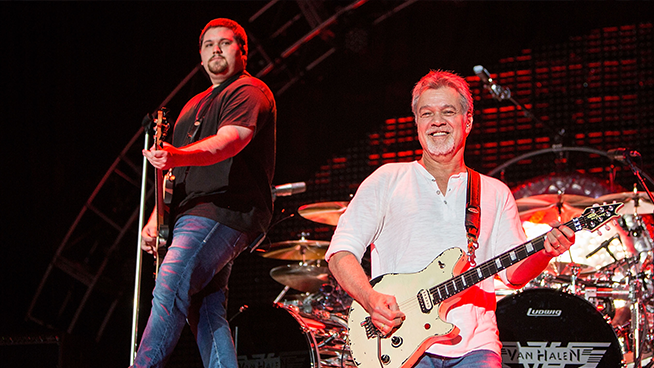 Eddie Van Halen's Son Say Vaulted Songs Will Be Preserved But Not Released